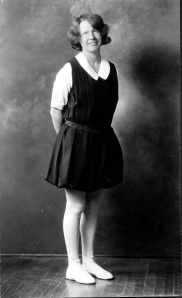 Gertrude Hood. Photo courtesy of EKU Special Collections and Archives in Richmond, KY.